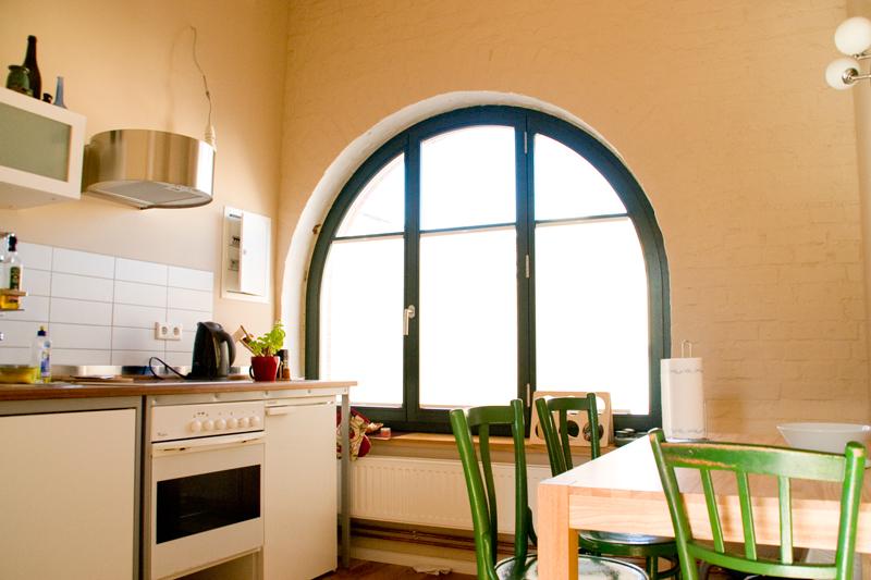 apartment zimmer leipzig - die wohnung und ausstattung - Leipziger Küche